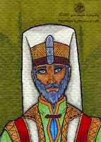 Janissary ACEO by Imperius-Rex