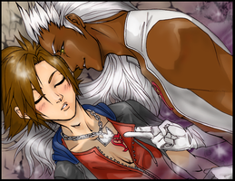 A Captured Heart: Sora x Ansem by teamsugoi1