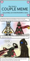Altair and Hummer Couple Meme! by AltairSky