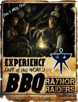 Zerg Barbeque by whiteoxygen