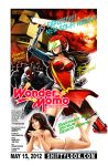 Wonder Momo Retro by Omar-Dogan