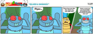 B'n'F - Glass and Grimace by BluebottleFlyer