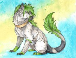 Another awesome tail by Kuuriina