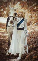 White Rose of Versailles by BrutalMiladyMara