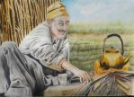 an egyptian farmer by islammostafa