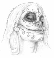 Ang Day of the Dead by Lady-Nat