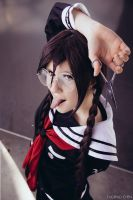 Dangan Ronpa: Passion and Conviction by Martychan96