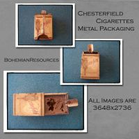 Chesterfield Cigarettes by BohemianResources