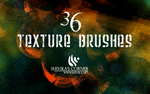Texture Brush Set by spiritcoda