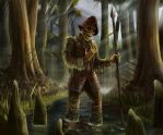 Bloodsport 2 - Swamp elder by Zorrentos