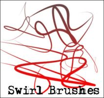 Swirl Brushes by hanghuhn