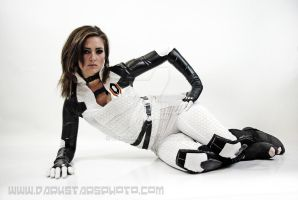 Miranda Lawson 2 by chrisfkn