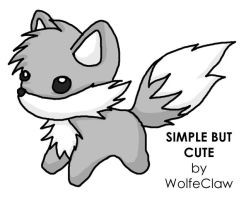 .Simple.But Cute. by S-Wolf