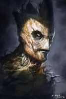 Groot - Guardians of the Galaxy by alben