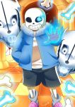 Undertale: Genocide Sans by Thanysa