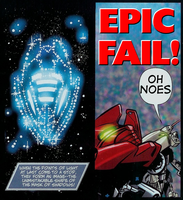 EPIC FAIL -- Bionicle style by chaos-controlled-123