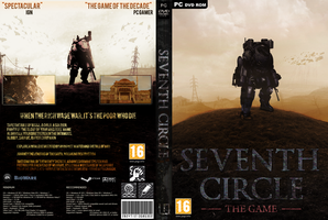 Seventh Circle Game Cover by Mird