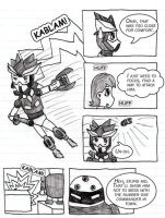 Custom Robo Journeys Ch1 Pg1 by GMLink