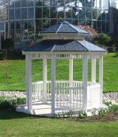 Gazebo by MapleRose-stock