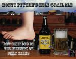 Monty Python's Holy Grial Ale by grumbles87