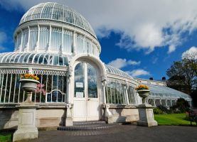Botanic Palm House II by Gerard1972