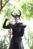 Maleficent Original Design by CLeigh-Cosplay