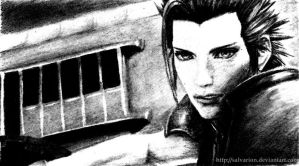Zack... by Salvarion