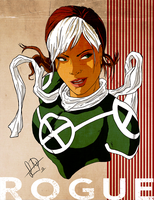 Rogue by sidrulzz