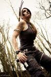 You can do it Lara... After all, you are a Croft by Visual-Aurelie