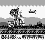 Rocket Knight Adventures on Game Boy by Sledge3