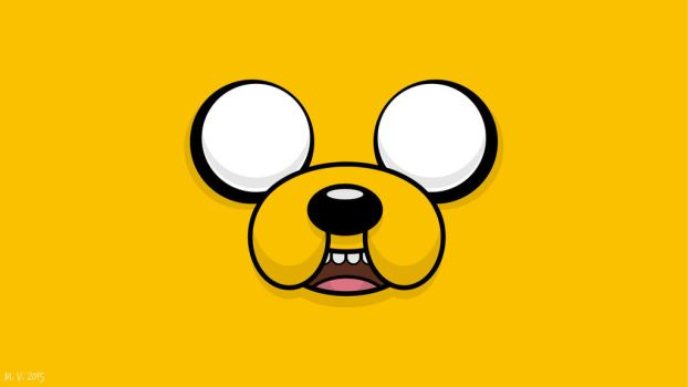Jake the Dog by biscuitatus