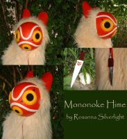 The Legend of Mononoke Hime by Liathe