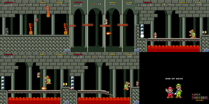 SMB: O screensgdfjn - Fortress by smbmaster99