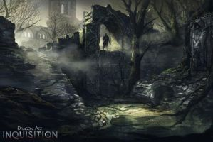 Dragon-age-inquisition official art by xkalipso