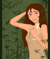 Disney's Tarzan: Hey, Jane by bidrohi