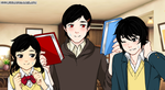 Rinmaru Games: Me and Knick in trouble by Katsumi96Dokuro