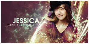 Jessica - SNSD by hagane-girl