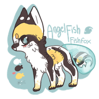 Fishfox Adopt by Magicpawed
