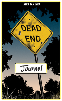 Dead End Journal Book Cover 02 by alexsanlyra