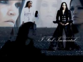 Tarja Feel Immortal by Pioson