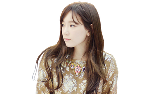 Taeyeon SNSD fansign PNG by AffxtionComunity