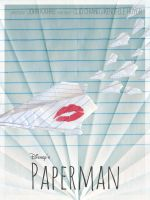 Paperman Poster by bleedingsoul453