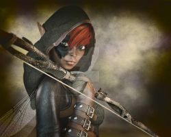 NYX - Archer Fae by photo-graffitti