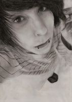 Another Emo Kiddy- Chris by Kennelwood