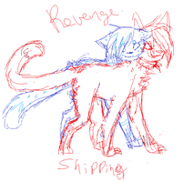 Revenge Shipping WIP by Newmoonlove955