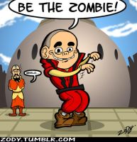 Be The Zombie by ZoDy