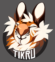 Tikru Badge by Tikrekins