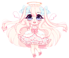 chibi comm :: Cheriin by magihime