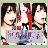 Photopack Sooyoung- SNSD 043 by DiamondPhotopacks
