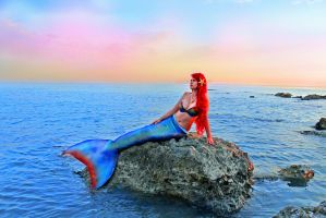 Ariel the little mermaid by KatDiVine22